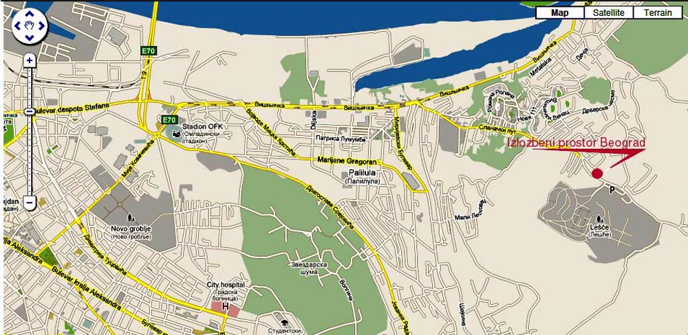 groblje lesce beograd mapa Radisavljevic Granit / Kamenorezacka radnja / Obrada kamena  groblje lesce beograd mapa